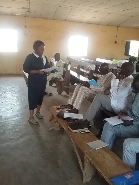 1_Doguwa Advocacy Training, Kano State 2