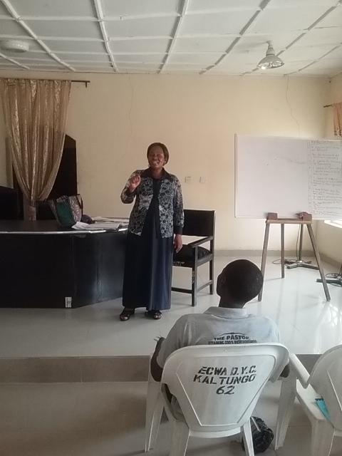 1_Kaltungo Advocacy Training, Gombe state