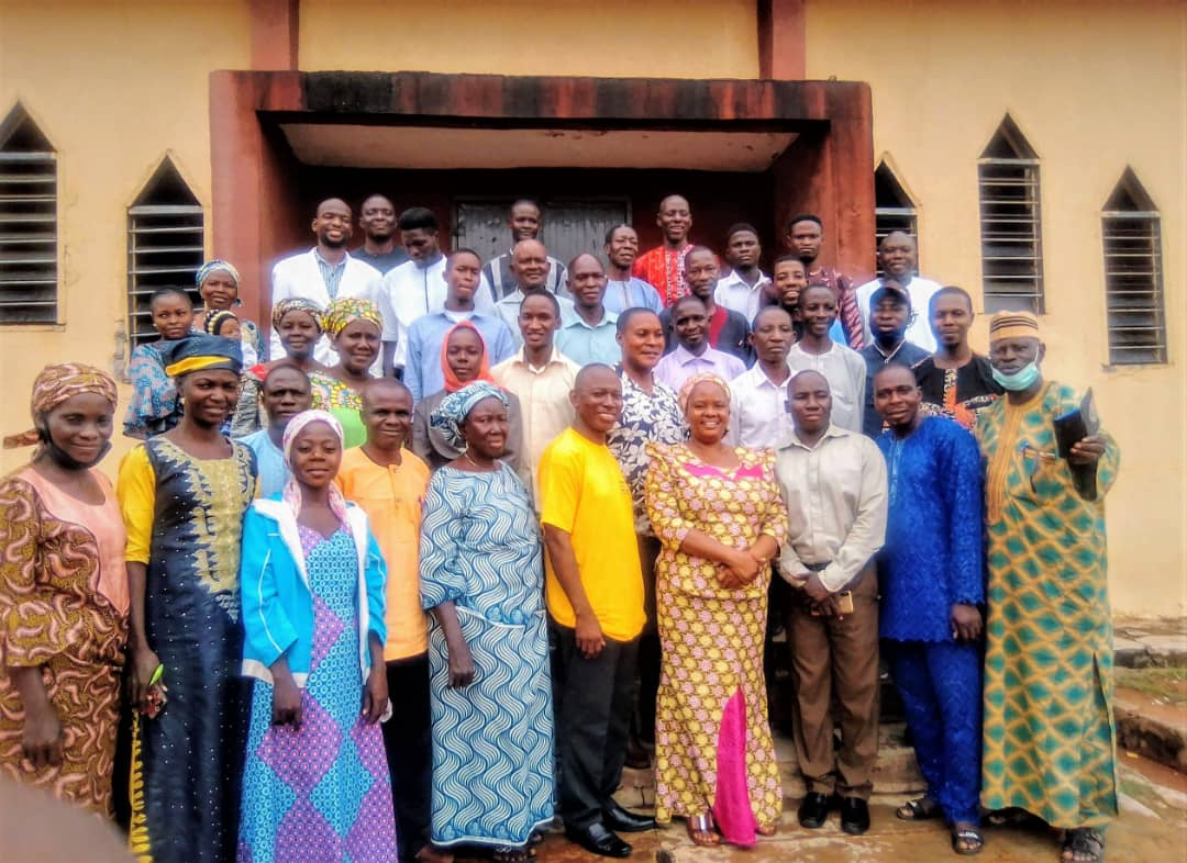 Advocacy Training in Lafia on the 7th September 2020